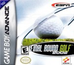 GBA - Final Round Golf 2002 (front)