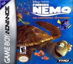 GBA - Finding Nemo: The Continuing Adventures (front)