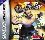 GBA - Fire Pro Wrestling (front)