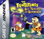 GBA - The Flintstones: Big Trouble in Bedrock (front)