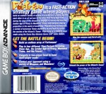 GBA - Fortress (back)