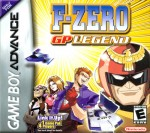 GBA - F-Zero GP Legend (front)