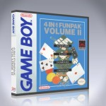 GameBoy - 4-In-1 Funpak Volume II