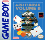 GameBoy - 4-In-1 Funpak Volume II (front)
