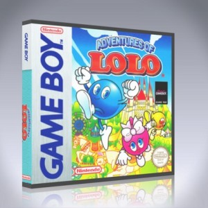 GameBoy - Adventures of Lolo (PAL)