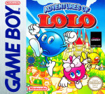 GameBoy - Adventures of Lolo (PAL) (front)
