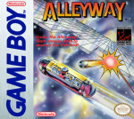 GameBoy - Alleyway (front)