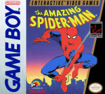 GameBoy - Amazing Spider-Man, The (front)