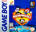 GameBoy - Animaniacs (front)