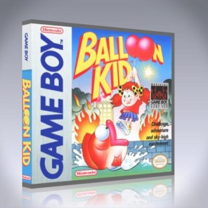 GameBoy - Balloon Kid