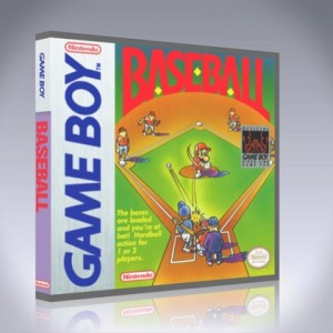 GameBoy - Baseball