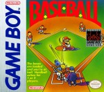 GameBoy - Baseball (front)