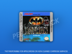 GameBy - Batman Label