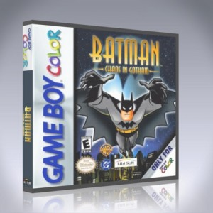 GameBoy Color - Batman: Chaos in Gotham