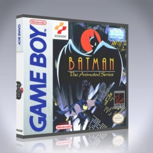 GameBoy - Batman: The Animated Series