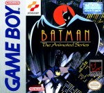 GameBoy - Batman: The Animated Series (front)