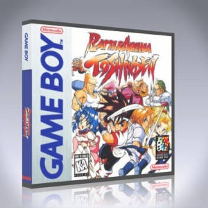 GameBoy - Battle Arena Toshinden