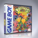 GameBoy - Battletoads in Ragnarok's World