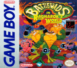 GameBoy - Battletoads in Ragnarok's World (front)