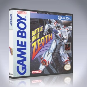 GameBoy - Battle Unit Zeoth
