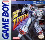 GameBoy - Battle Unit Zeoth (front)