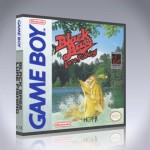 GameBoy - Black Bass Lure Fishing