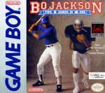 GameBoy - Bo Jackson: Two Games in One (front)