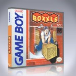 GameBoy - Boxxle