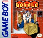 GameBoy - Boxxle (front)