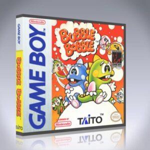 GameBoy - Bubble Bobble