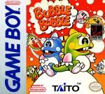 GameBoy - Bubble Bobble (front)