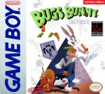 GameBoy - Bugs Bunny: Crazy Castle (front)