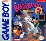 GameBoy - Bugs Bunny: Crazy Castle 2 (front)