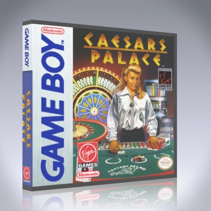 GameBoy - Caesars Palace