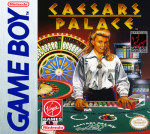 GameBoy - Caesars Palace (front)