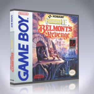 GameBoy - Castlevania II: Belmont's Revenge