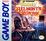 GameBoy - Castlevania II: Belmont's Revenge (front)
