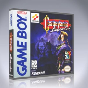 GameBoy - Castlevania: Legends