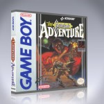 GameBoy - Castlevania Adventure, The