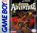 GameBoy - Castlevania Adventure, The (front)