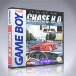 GameBoy - Chase H.Q.