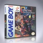 GameBoy - Contra: The Alien Wars