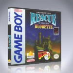 GameBoy - David Crane's The Rescue of Princess Blobette
