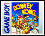 GameBoy - Donkey Kong Poster