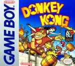 GameBoy - Donkey Kong (front)