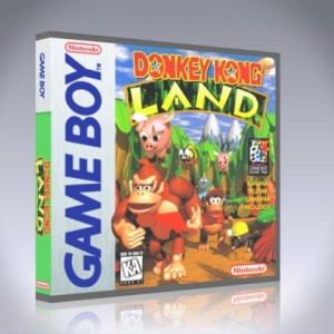 GameBoy - Donkey Kong Land