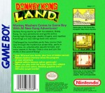 GameBoy - Donkey Kong Land (back)