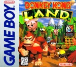 GameBoy - Donkey Kong Land (front)