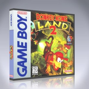 GameBoy - Donkey Kong Land 2