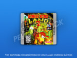 GameBoy - Donkey Kong Land 2 Label